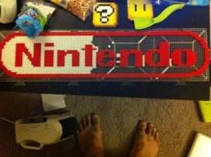 Nintendo Beading!